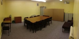 Large Meeting Room Available