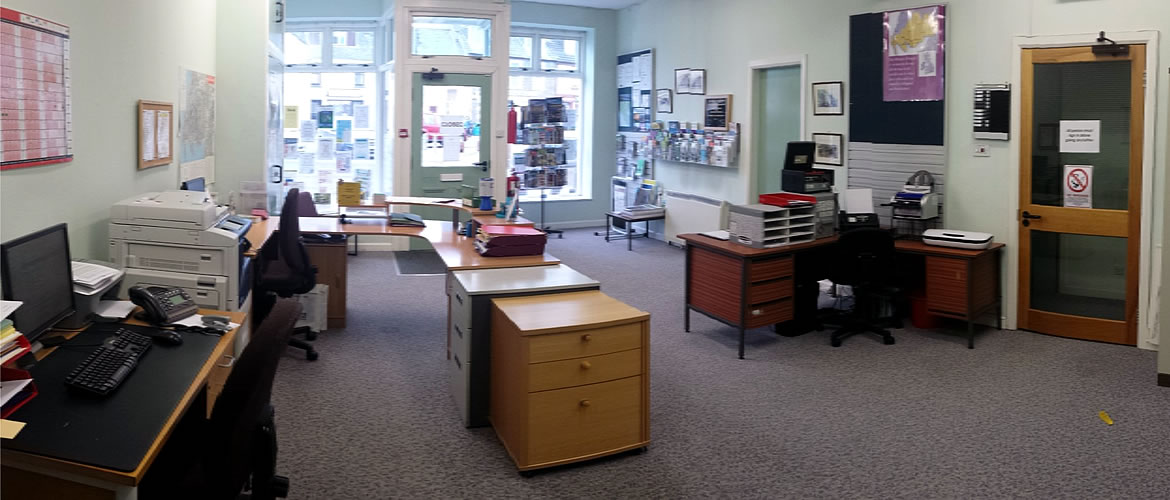 Machars Action Office - Wigtown